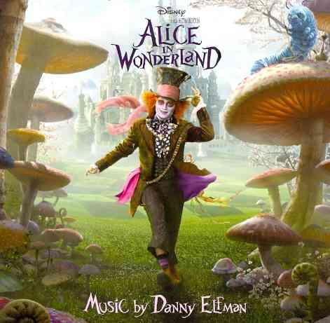 ALICE IN WONDERLAND (OST) (CD)